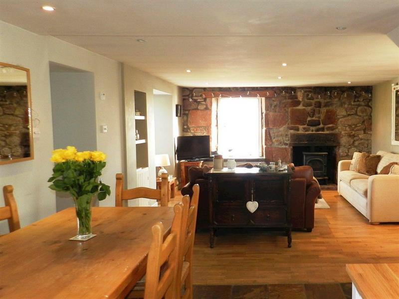 Seaview in Corrie, Isle of Arran - sleeps 6 people