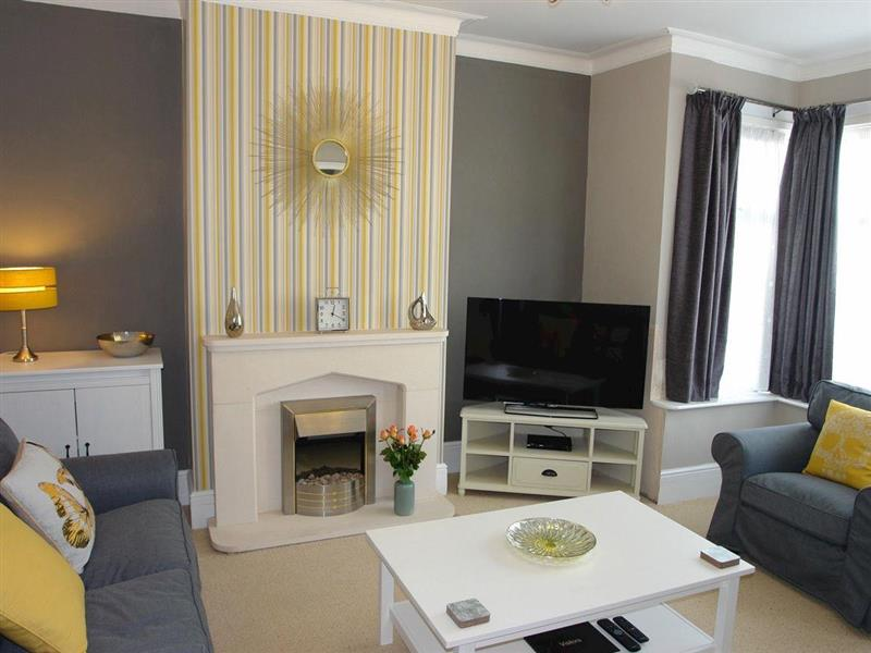 Seaward Cottage in Eastbourne - sleeps 5 people