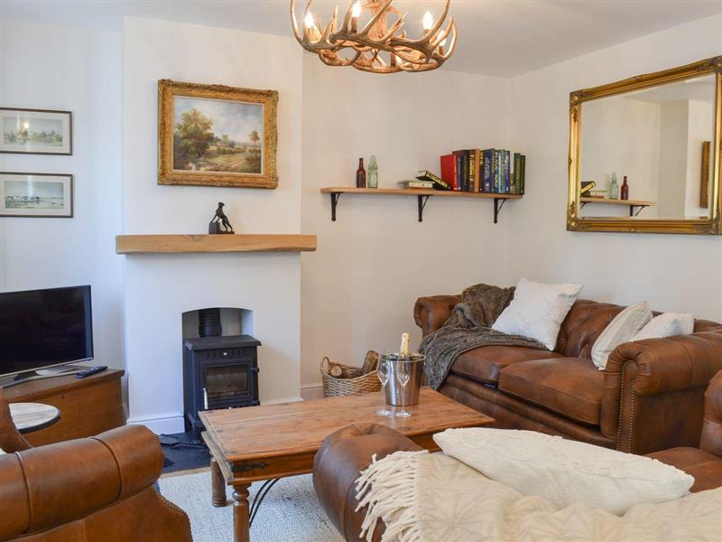 Shappen Cottages - Gardeners Retreat in Burley - sleeps 6 people