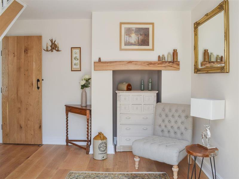 Shappen Cottages - Keepers Cottage in Burley - sleeps 6 people