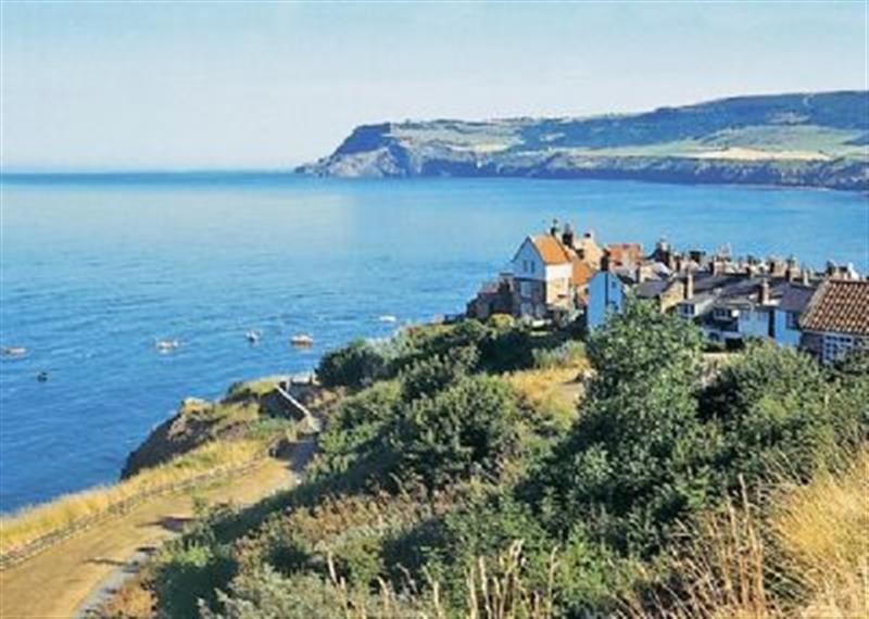 Sharrowhead Cottage in Whitby - sleeps 4 people