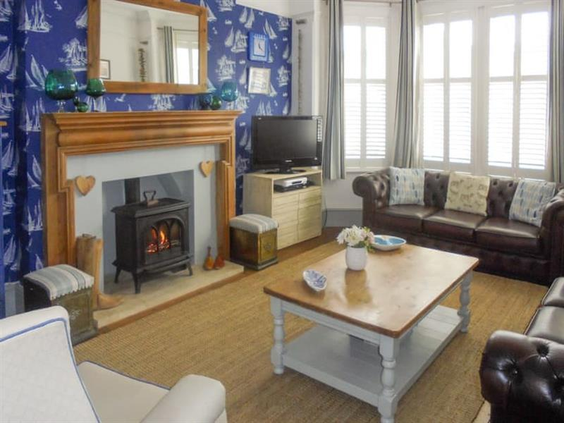 Shipside in Eastbourne - sleeps 4 people
