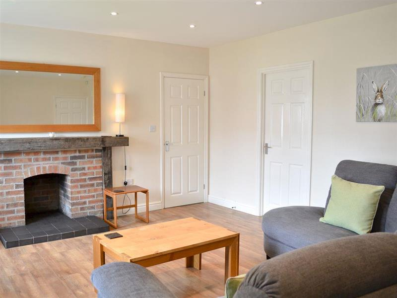 Shore Cottage in Beadnell - sleeps 5 people