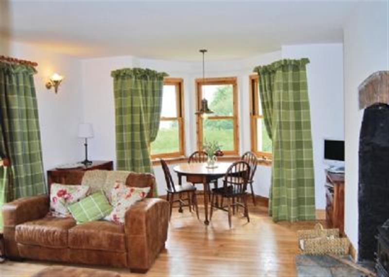 Shore Cottage in Tarbert - sleeps 4 people