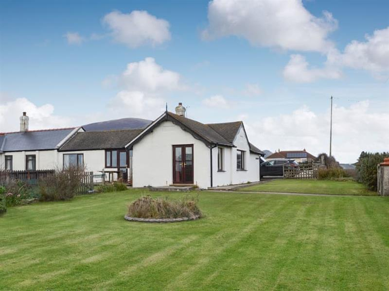 Shore Meadow in Silecroft, near Millom - sleeps 4 people