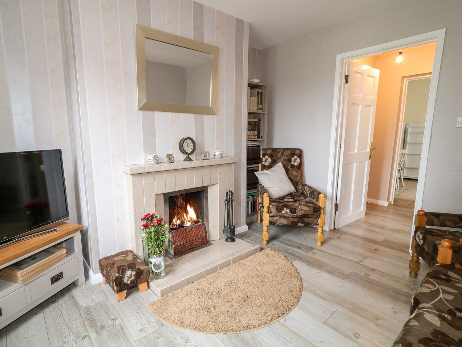 Sion Cottage in Sion Mills - sleeps 4 people