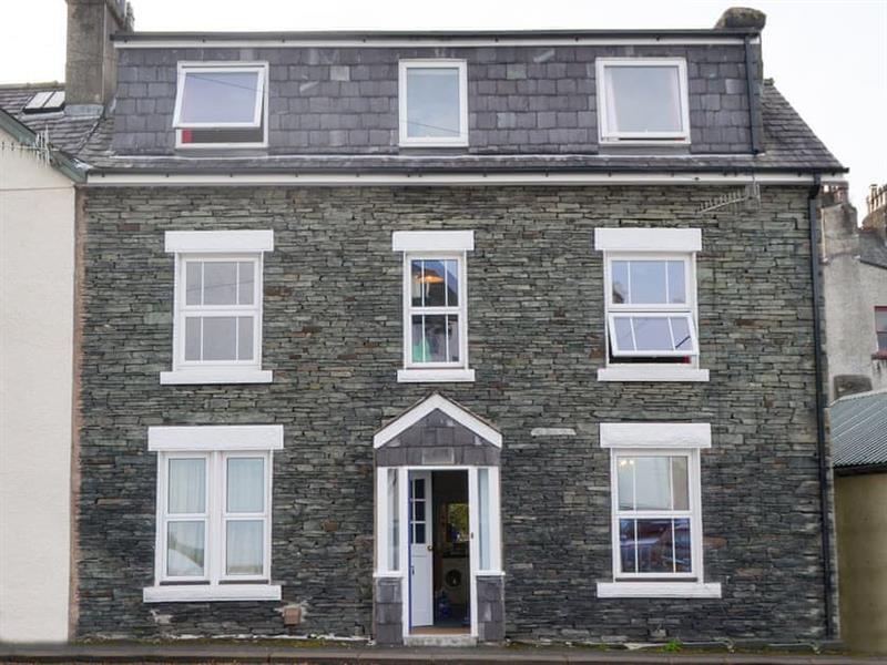 Skiddaw Cottage in Keswick - sleeps 8 people