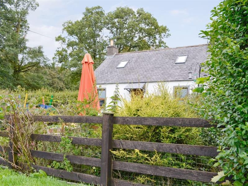 Smithy House in Boreland, near Lockerbie - sleeps 4 people