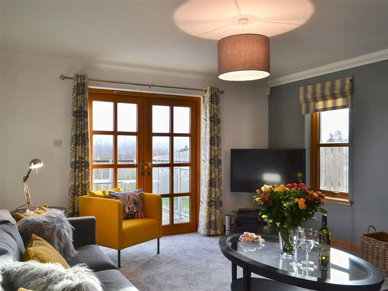 Snowmass Lodge in Aviemore, Highlands - sleeps 10 people