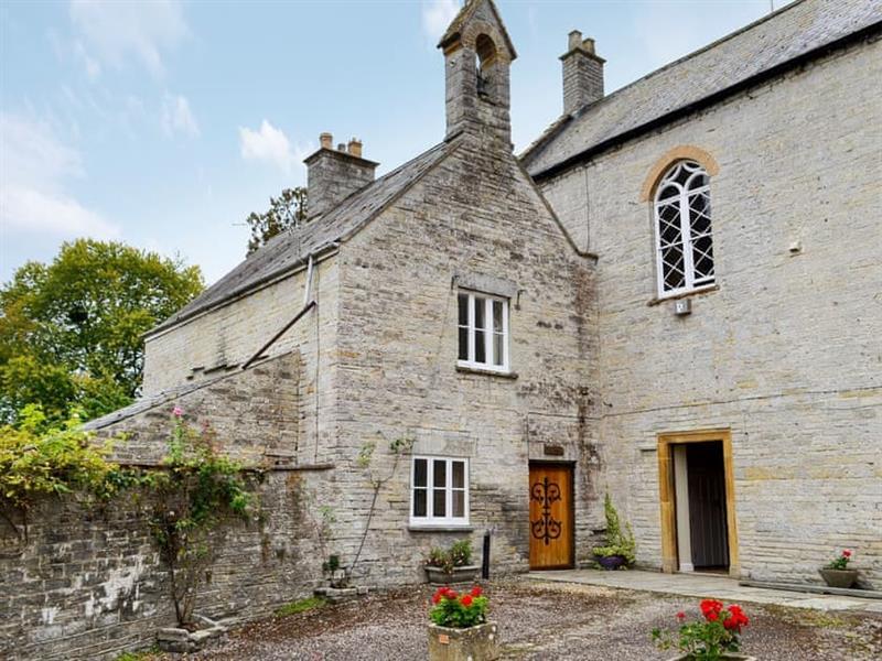 Somerton Court Lodges - The Annexe in Somerton, near Glastonbury - sleeps 4 people