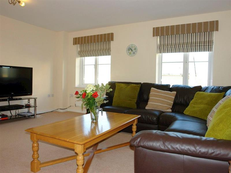 Sovereign Cottage in Eastbourne - sleeps 6 people