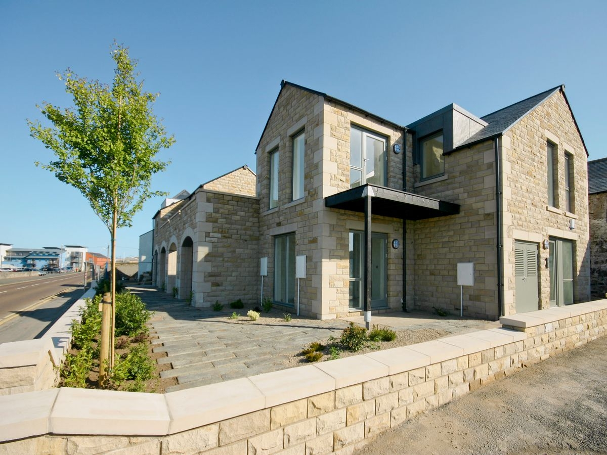 Spindrift in Seahouses - sleeps 4 people