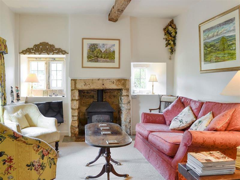 Spring Cottage in Chipping Campden, Gloucestershire - sleeps 6 people