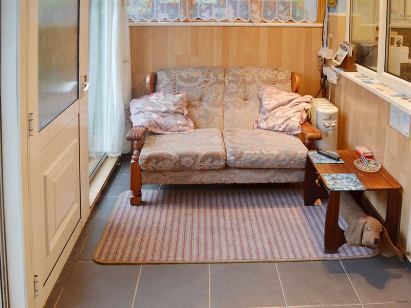 Squirrels Leap in Tankerton, nr. Whitstable - sleeps 2 people
