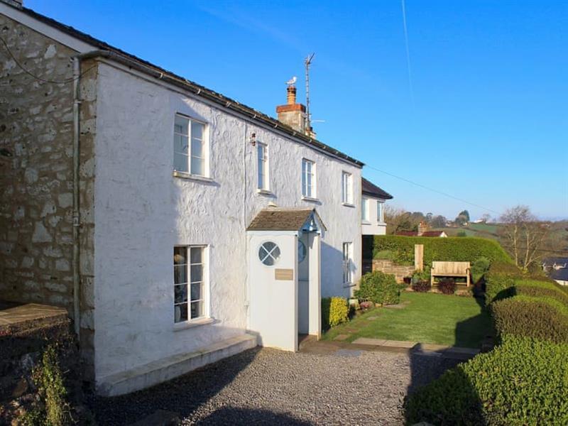 St Brides Cottage in Saundersfoot - sleeps 6 people