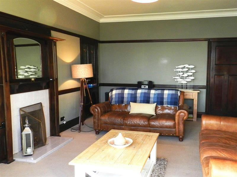 St Brides in Lamlash, Isle of Arran - sleeps 8 people