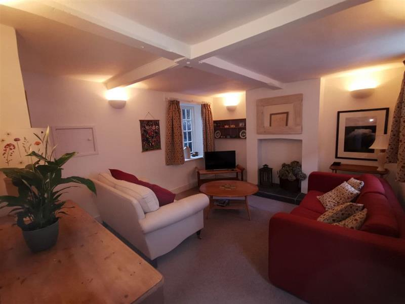 St Davids Cottage in Bruton - sleeps 4 people