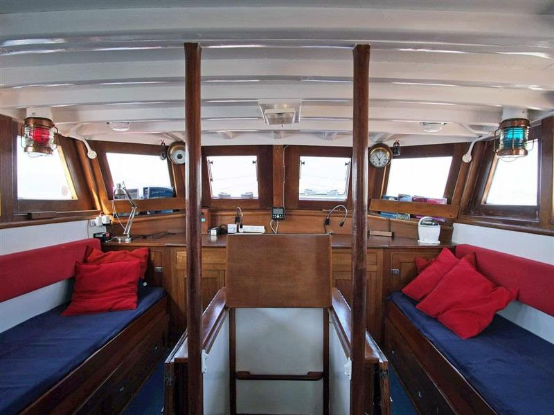 St Hilda Sea Adventures - St Hilda in Dunbeg, near Oban - sleeps 9 people