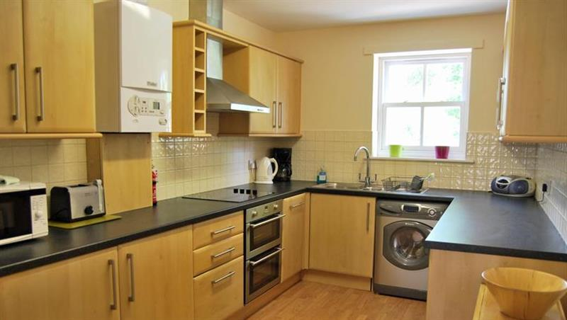 Staithe Street Apartment in Wells-next-the-Sea - sleeps 4 people
