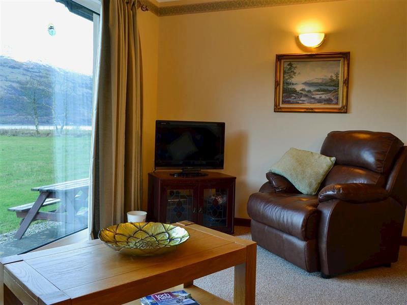 Stalker in Onich, near Fort William - sleeps 4 people