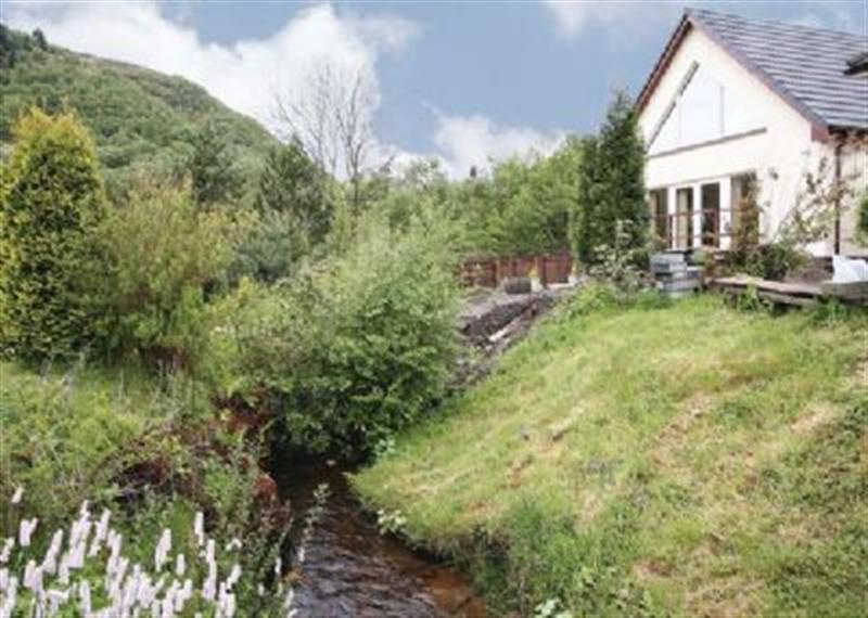Stob-Ban View in Fort William - sleeps 2 people