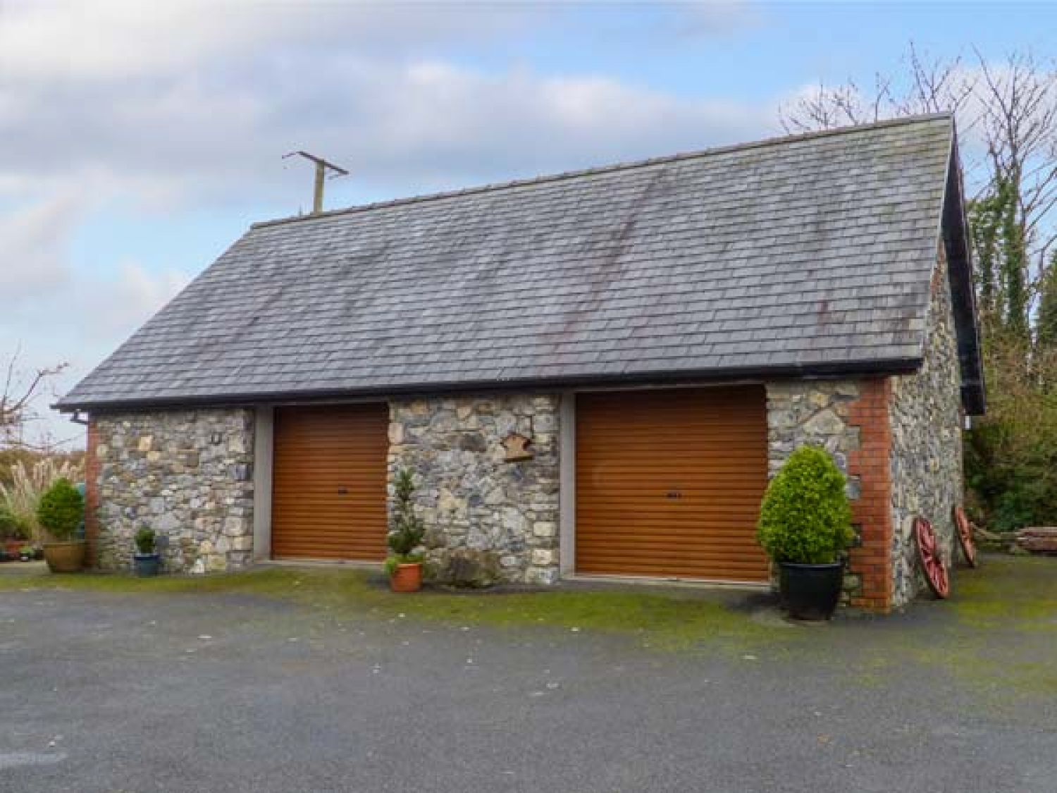 Stone Lodge in Kilkenny - sleeps 4 people