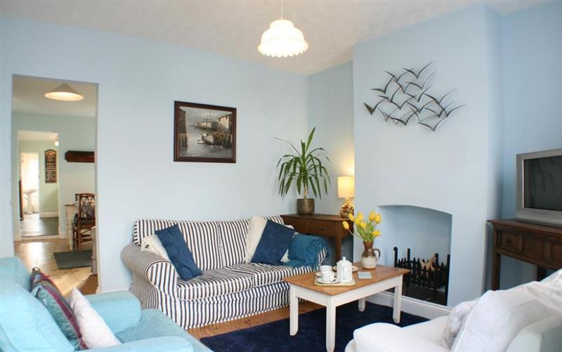 Stowaways in Whitstable - sleeps 4 people