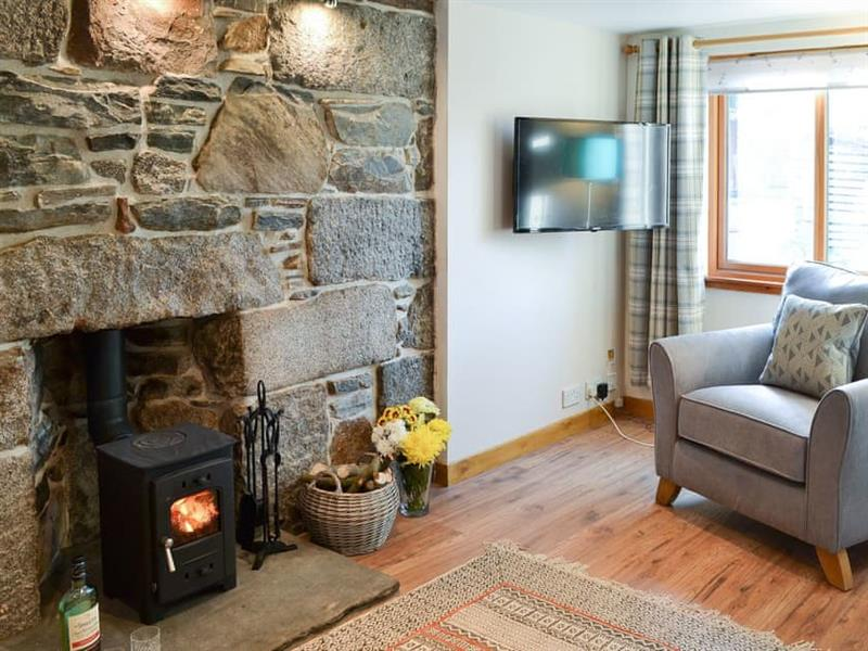Strathspey Snug in Grantown-on-Spey, Moray - sleeps 4 people