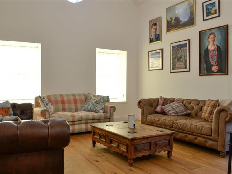 Straton Cottage in St Cyrus, near Montrose - sleeps 6 people