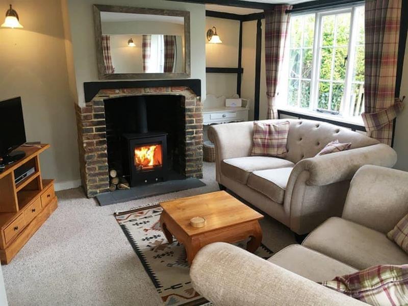 Summer Cottage in Northiam - sleeps 4 people