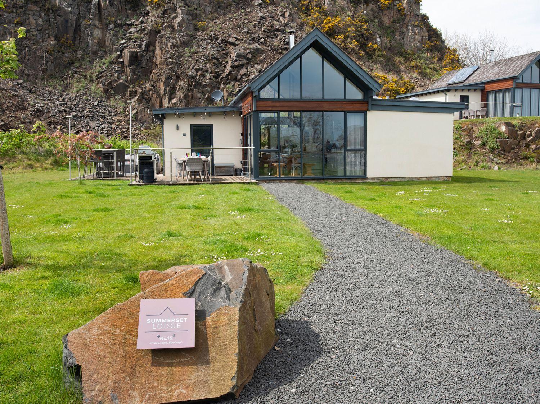 Summerset Lodge in Bamburgh - sleeps 6 people