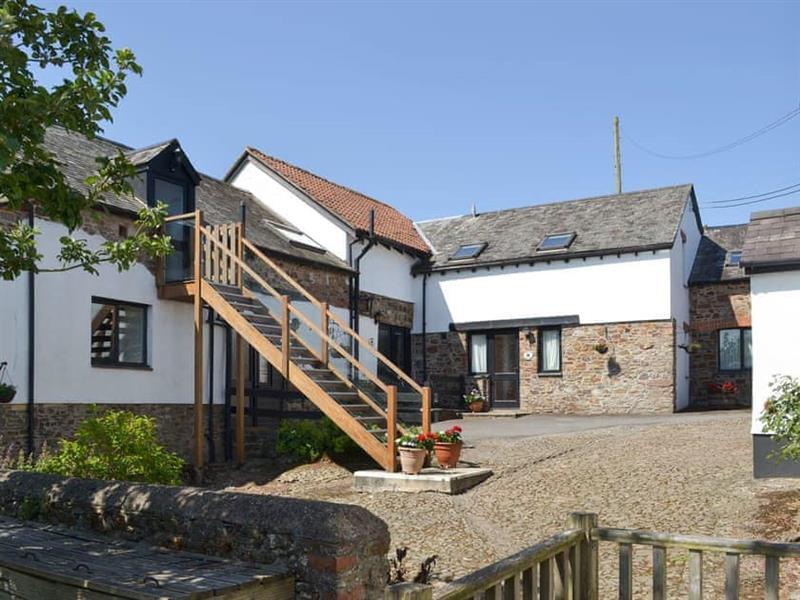 Swallow Cottage in Nr Bideford, Devon. - sleeps 4 people
