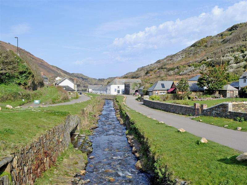 Swallow Cottage in Waterpit Down, near Boscastle - sleeps 2 people
