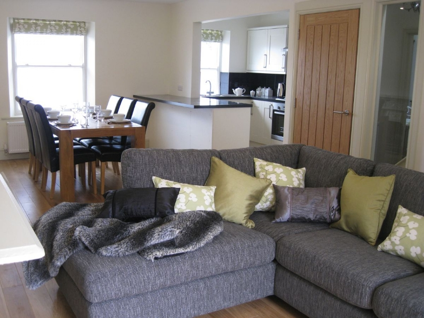 Swallow's Nest in Hope Valley - sleeps 6 people
