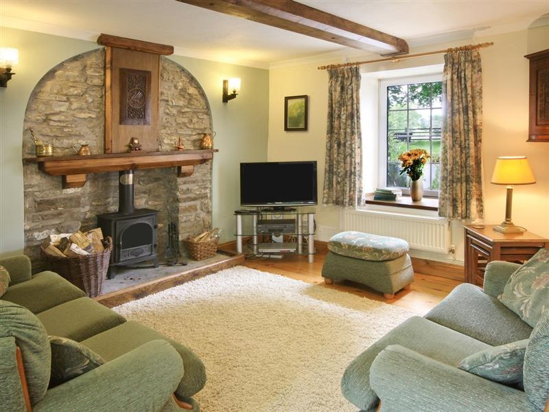 Swansea Valley Holiday Cottages - Y Stabl in Cilybebyll, nr. Pontardawe - sleeps 4 people