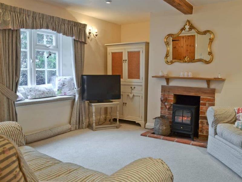 Sweet Pea Cottage in Heacham, nr. King's Lynn - sleeps 4 people