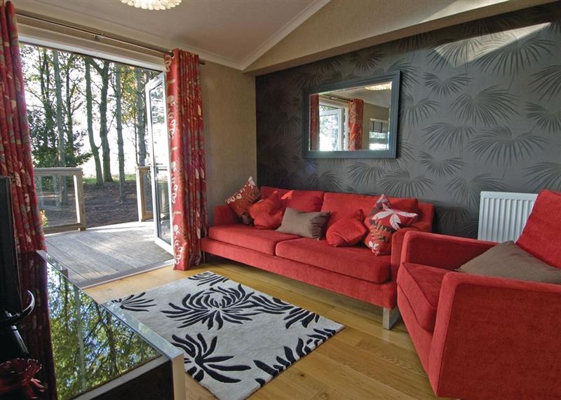 Swinsty Lodge in Harrogate - sleeps 4 people