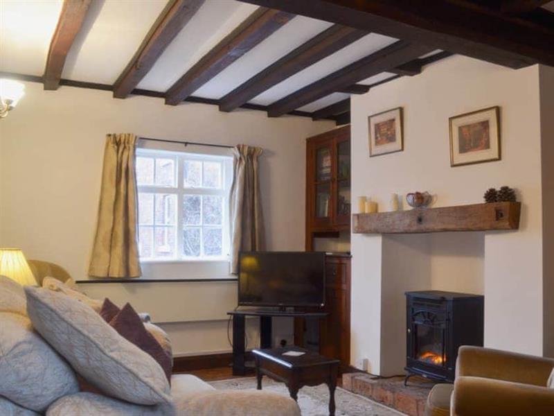 Swiss Cottage in Burton-On-Trent - sleeps 4 people