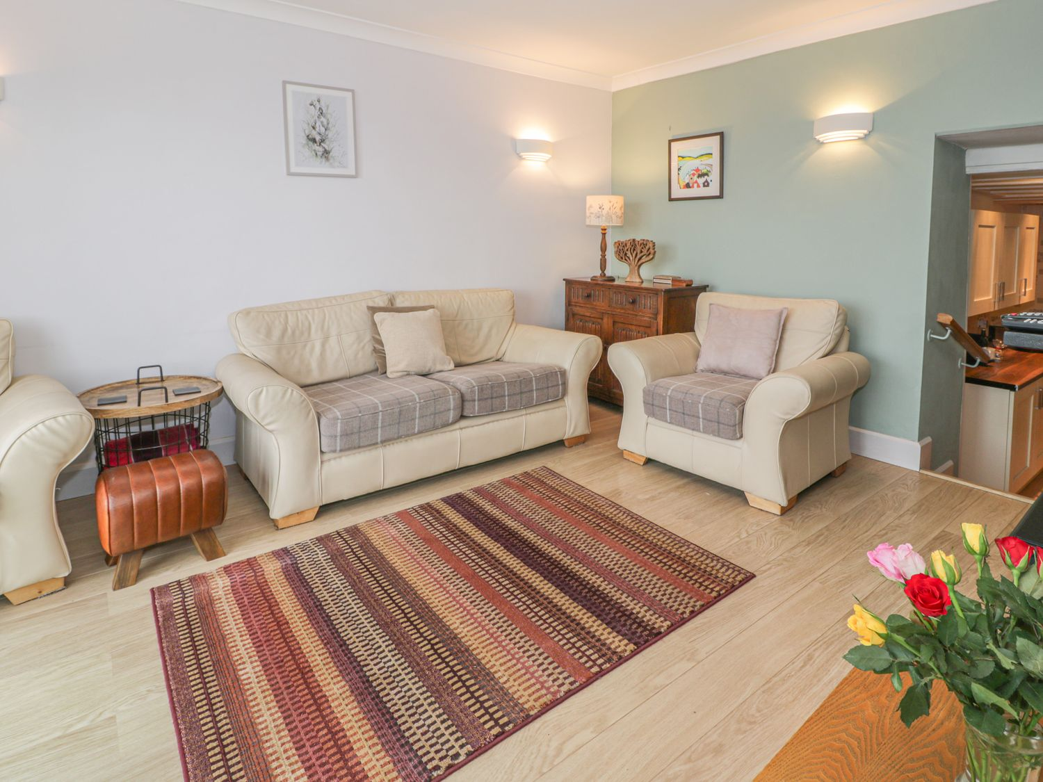 Talarfor Apartment in Barmouth - sleeps 4 people