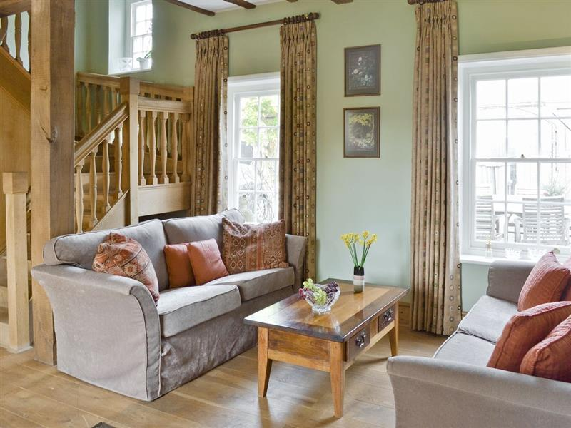 Tancrey Cottage in Fordwich, nr. Canterbury - sleeps 7 people