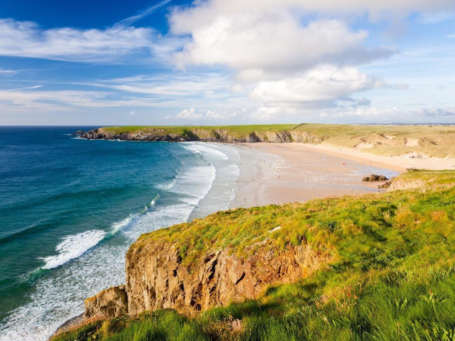 Tewennow Cottage in Cubert near Newquay - sleeps 2 people