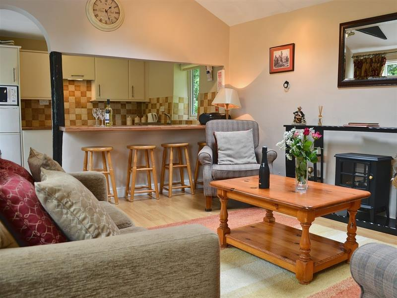 The Abbey Coach House - The Farriers in St. Mary's Park, Windermere - sleeps 2 people