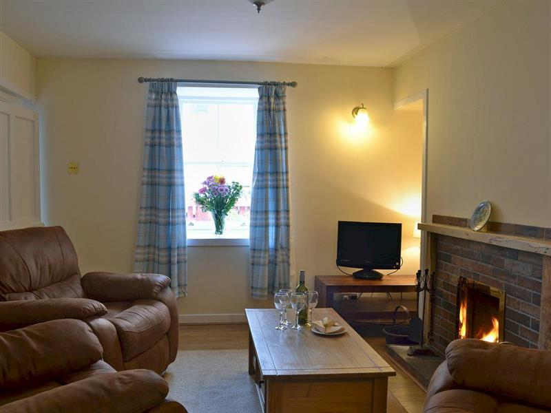 The Anchorage in Cromarty, Highlands - sleeps 5 people