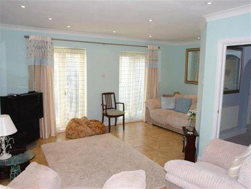 The Anchorage in Eastbourne - sleeps 6 people