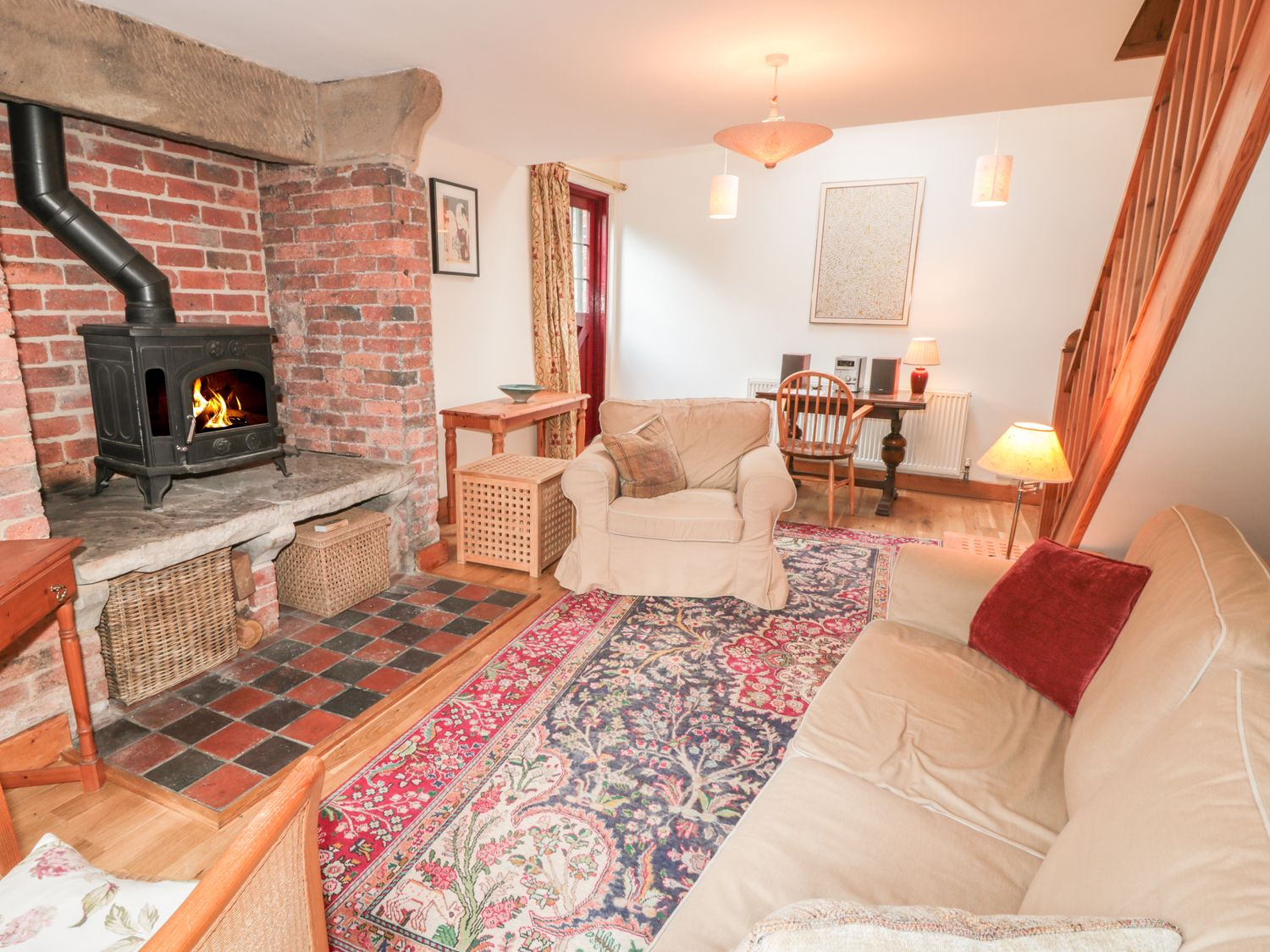 The Angel Forge in Wirksworth - sleeps 4 people