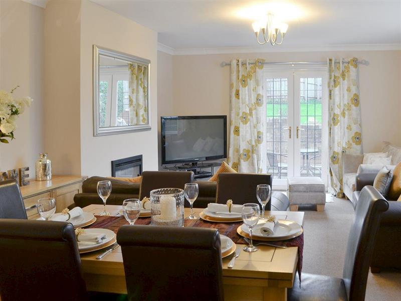 The Anglers Cottage in Sheepwash, near Morpeth - sleeps 6 people