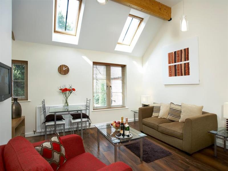 The Apartments at Netherstowe House - Apartment 5 in Lichfield - sleeps 4 people