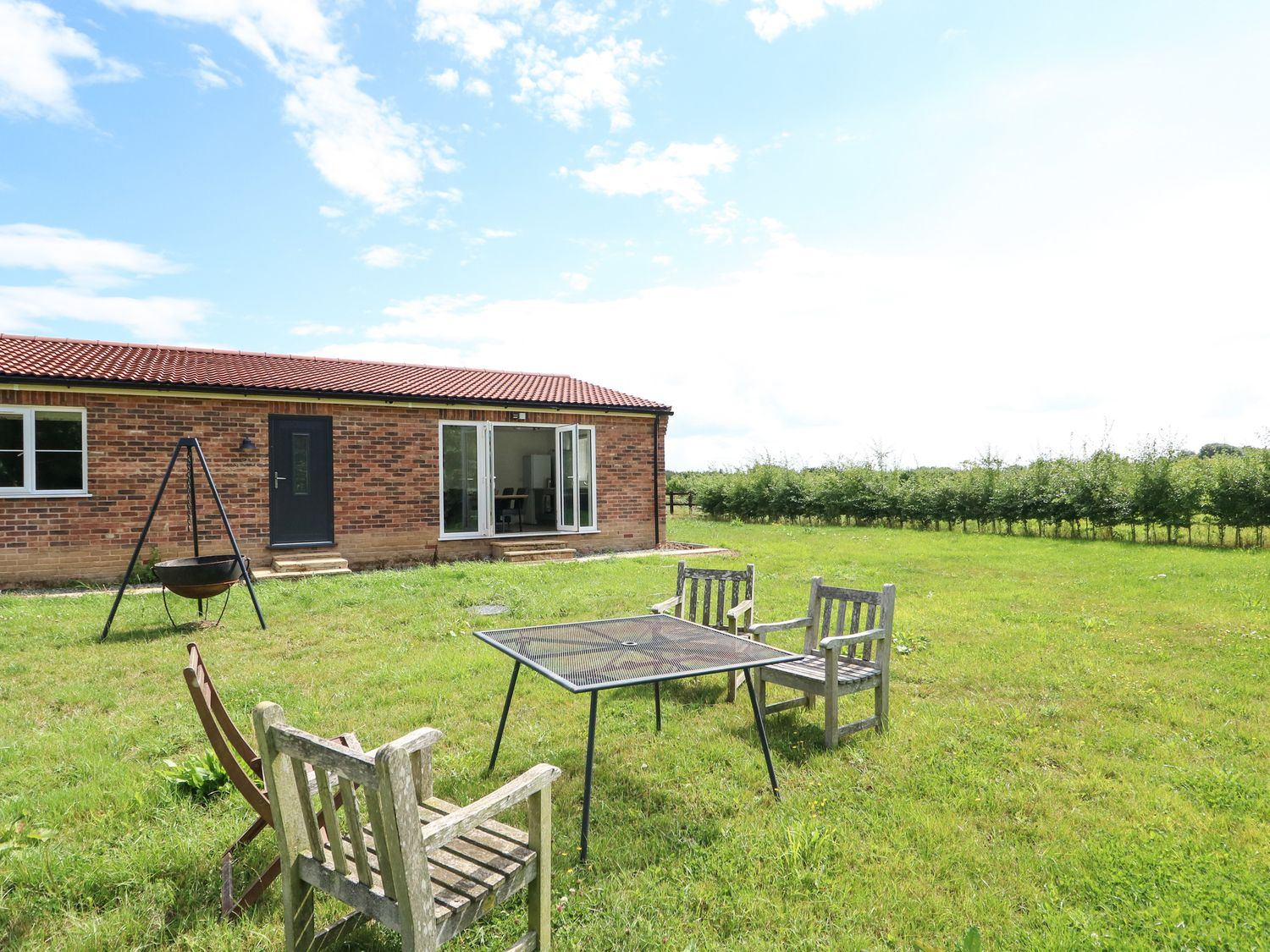 The Apple Shed in Wisbech - sleeps 6 people