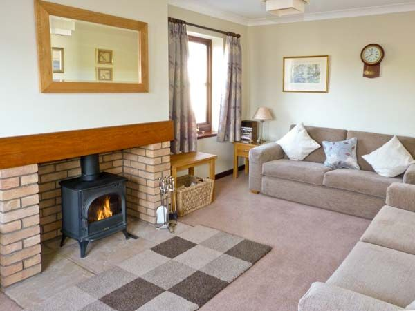 The Barn at Daldorch in Tarbolton - sleeps 6 people