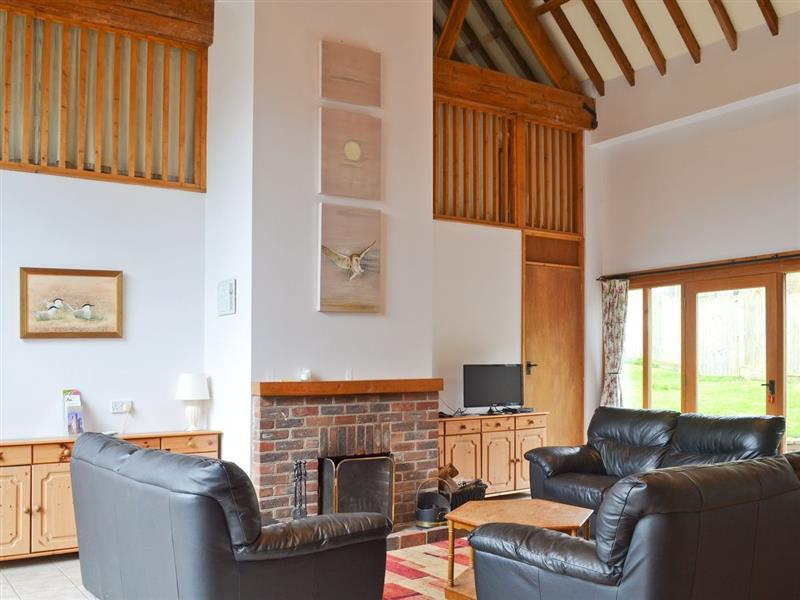 The Barn in Compton, nr. Chichester - sleeps 4 people